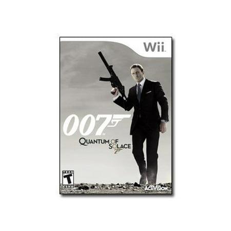 James Bond 007: Quantum of Solace - Nintendo Wii (Omega James Bond Edition)