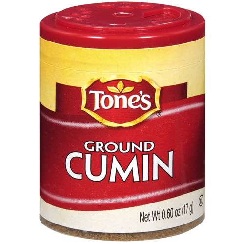 Tone's: Ground Cumin, .6 oz