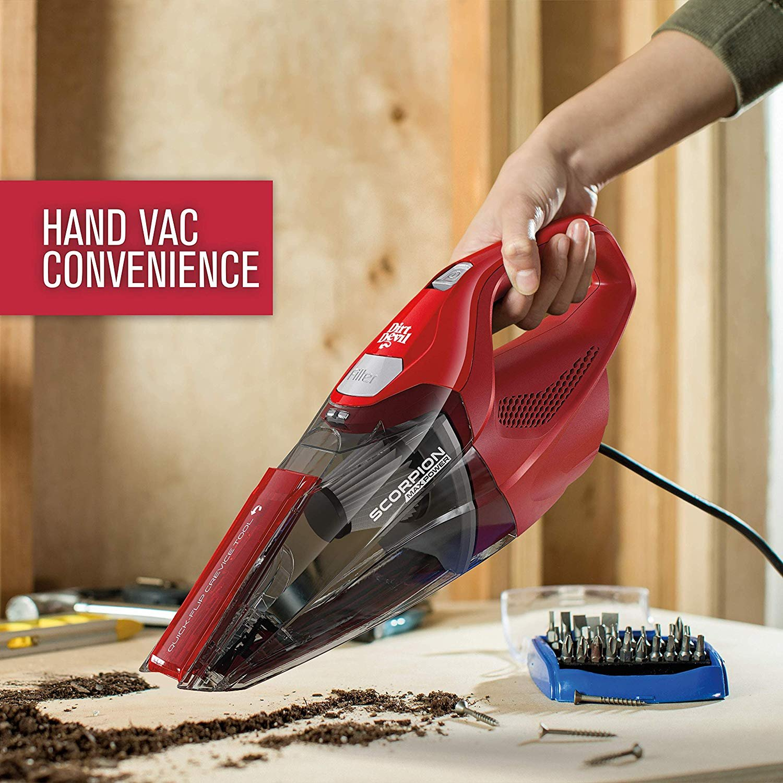 Vacuums Home & Kitchen Dirt Devil Scorpion Handheld Vacuum Cleaner ...