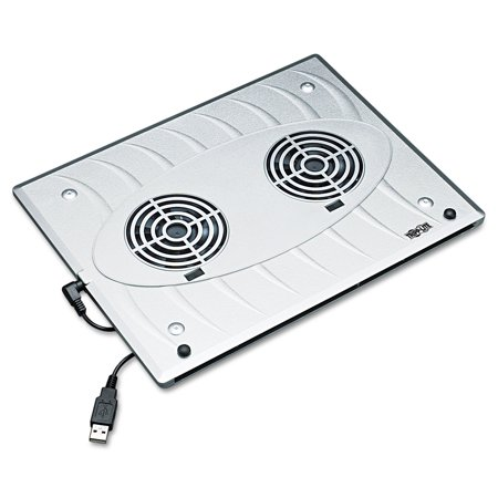 Tripp Lite NC2003SR Notebook Cooling Pad, Silver