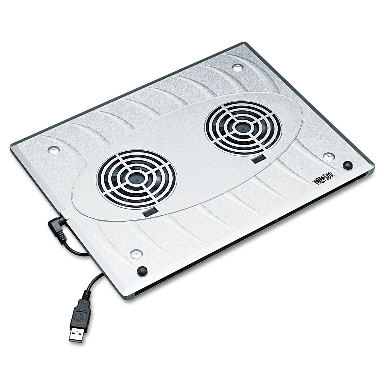 Tripp Lite NC2003SR Notebook Cooling Pad, Silver