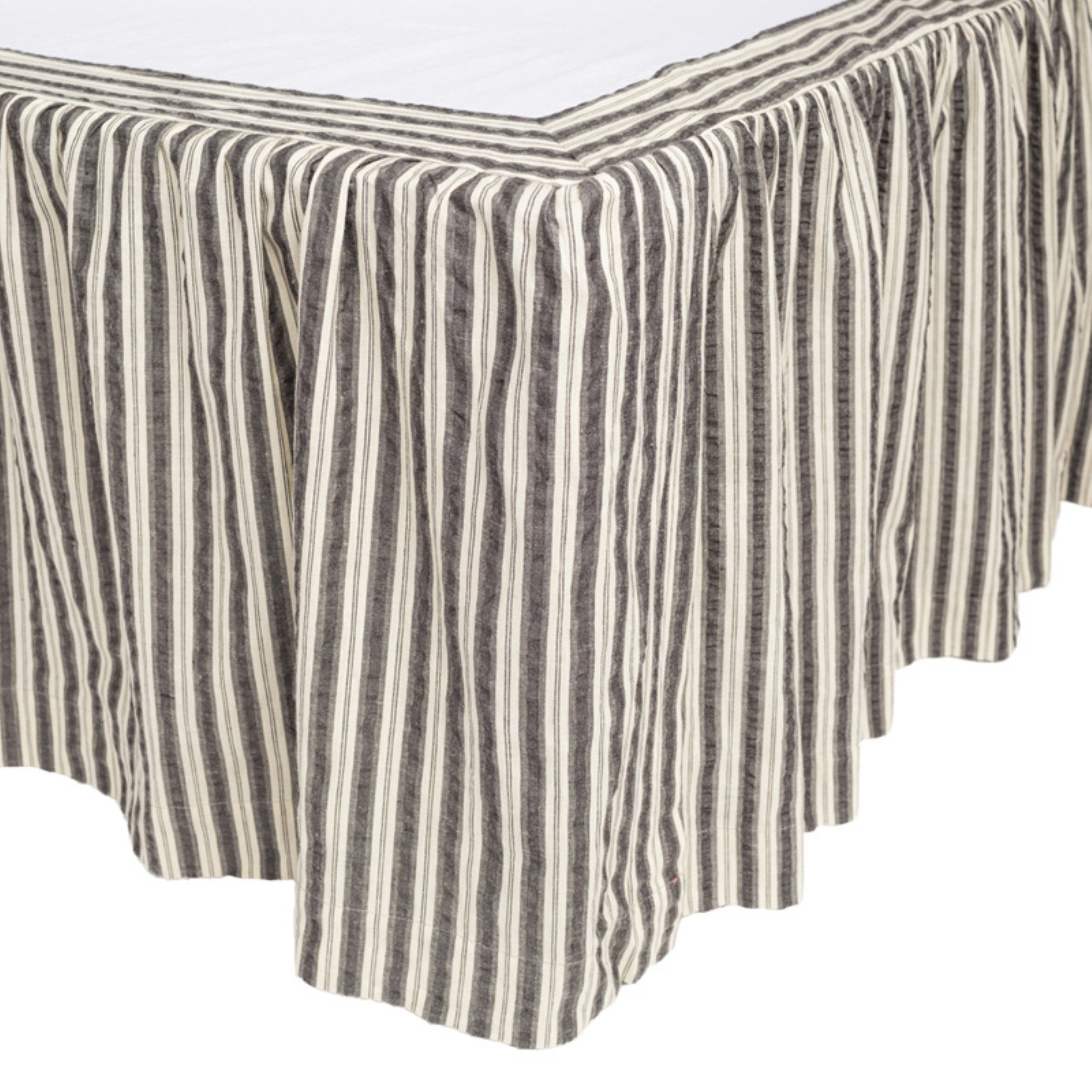 Ashmont Bed Skirt by VHC Brands