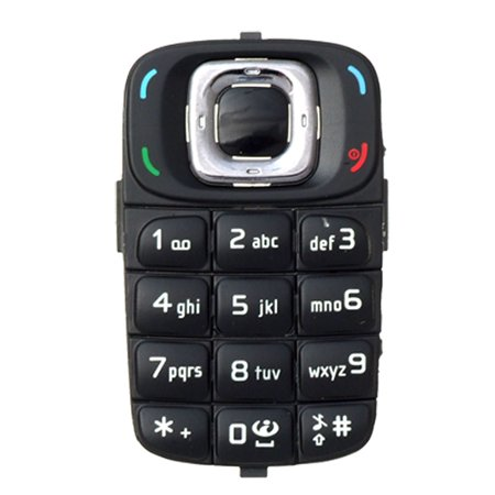 Replacement Parts Phone Keypad Keyboard Button for Nokia 6085