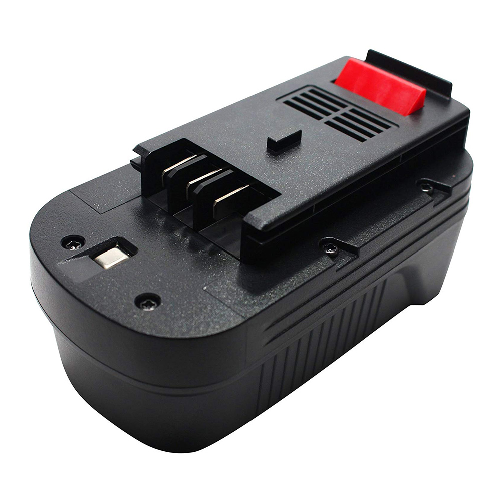 Replacement For Black & Decker HPB18 Power Tool Battery (1500mAh, 18v, NiCD)