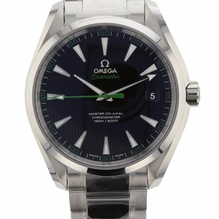 Omega Seamaster 231.10.4 Steel Watch (Certified Authentic & Warranty)