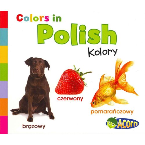 Colors in Polish