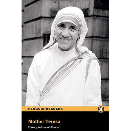 Level 1: Mother Teresa Book and CD Pack (Pearson English Graded Readers)