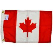 "Flagpole To Go 12"" x 18"" Canadian Flag"