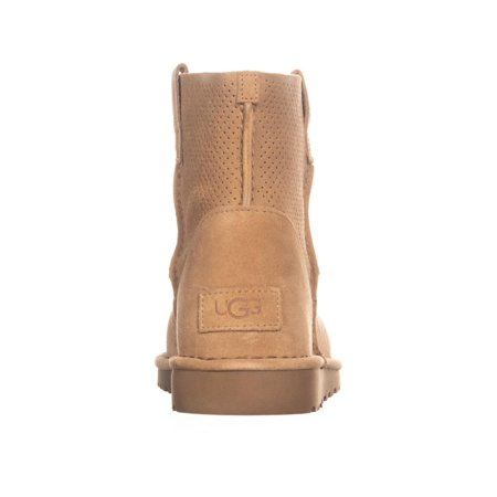 24b671ab041 UGG Australia Womens Classic Unlined Mini Perforated Leather ...