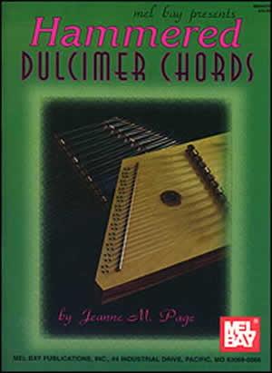 Hammered Dulcimer Chords by Mel Bay Publications
