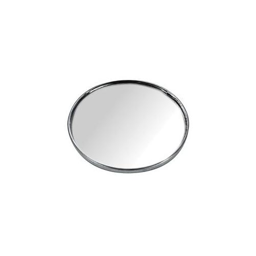 Custom Accessories 3-. 75inch Stick-On Blind Spot Mirror  71112