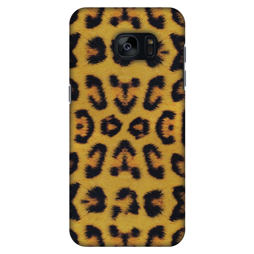 Samsung Galaxy S7 Designer Case, Premium Handcrafted Printed Designer Hard ShockProof Case Back Cover for Samsung Galaxy S7 G930 - Wild Leopard