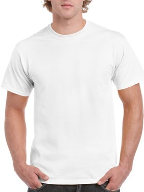 Gildan Mens Ultra Cotton Classic Short Sleeve T-Shirt