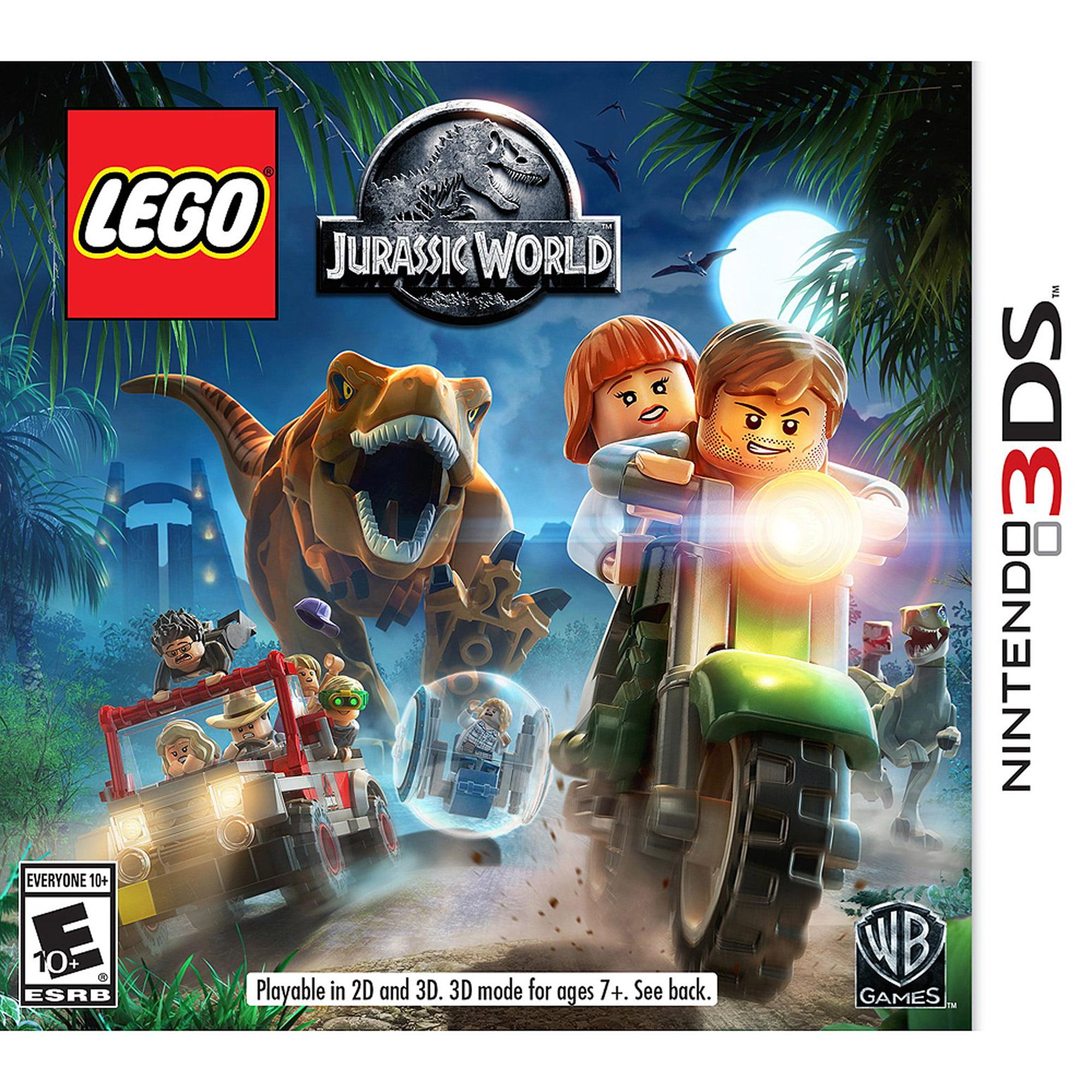 LEGO: Jurassic World (Nintendo 3DS)