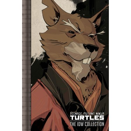 Teenage Mutant Ninja Turtles: The IDW Collection Volume 2 - Kevin Grand