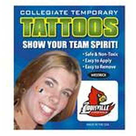 Louisville Cardinals Face Tattoos](Cardinal Tattoo Ideas)