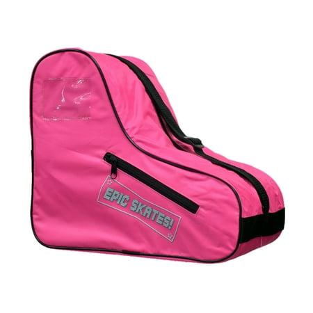 Epic Pink Roller Skate Bag