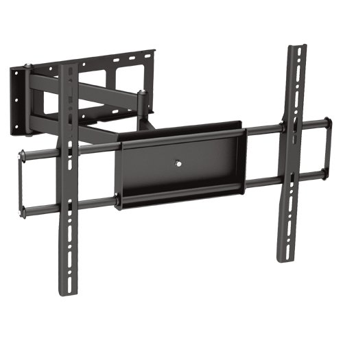 Mount-it Tilt/Swivel/Articulating Arm Wall Mount for 32'' - 60'' LED/LCD/Plasma