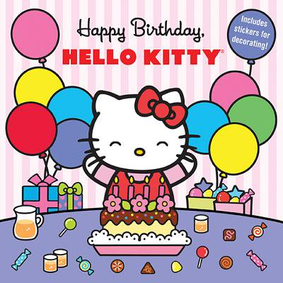 Happy Birthday, Hello Kitty - Halloween Hello Kitty Color Pages
