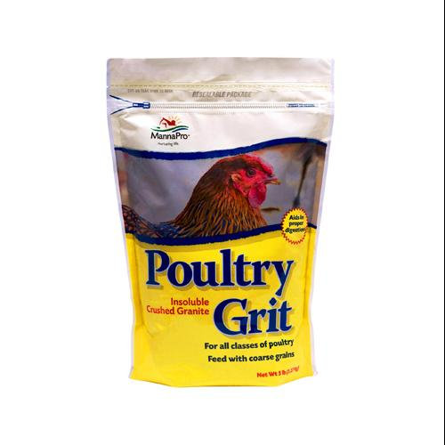 Manna Pro: Feed Poultry Grit, 5 lb