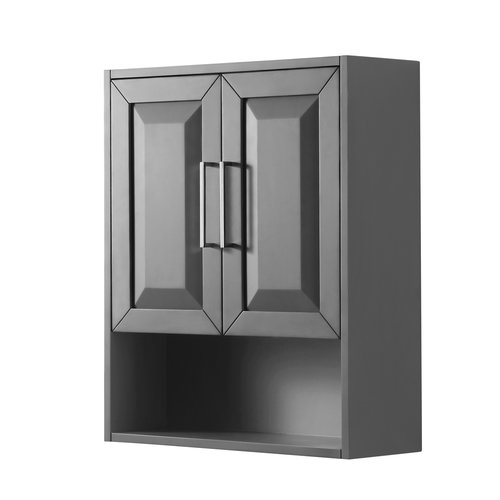 Wyndham Collection Daria 25u0027u0027 X 30u0027u0027 Wall Mount Medicine Cabinet