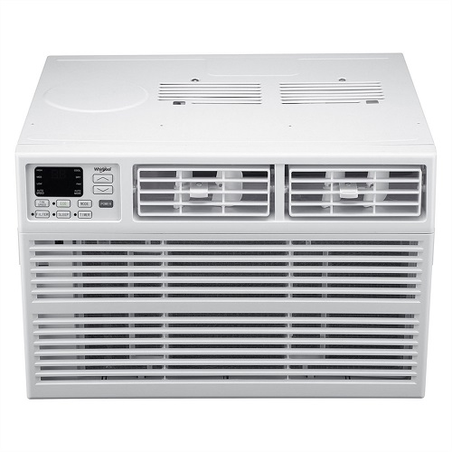 Whirlpool WHAW061BW  250-sq ft Window Air Conditioner (115-Volt; 6000-BTU) ENERGY STAR