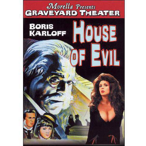 Graveyard Series, Vol. 3: House Of Evil