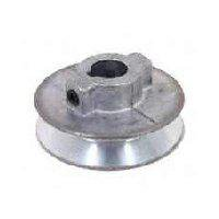 "Chicago Die Casting 1-1/2"" Single V Groove 1/2"" Pulley"