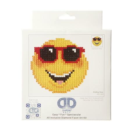 - Diamond Dotz Smiling Face Starter Kit