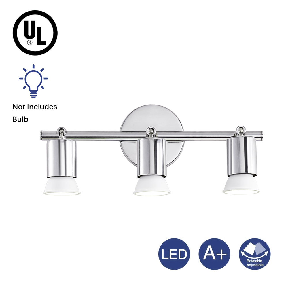 lemonbest 3 lights track lighting ceiling modern kitchen