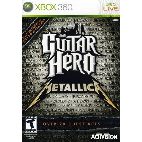 Guitar Hero Metallica (Xbox 360)