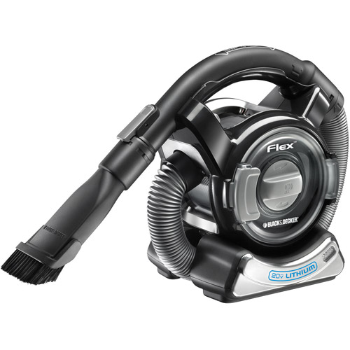 Black & Decker Bagless 20V MAX Lithium Ion Flex Vacuum, BDH2000FL
