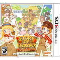 Story of Seasons: Trio of Towns, Nintendo 3DS