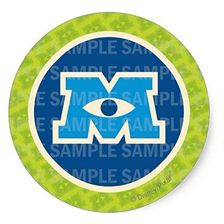 Monsters University Birthday Edible Image Photo 8