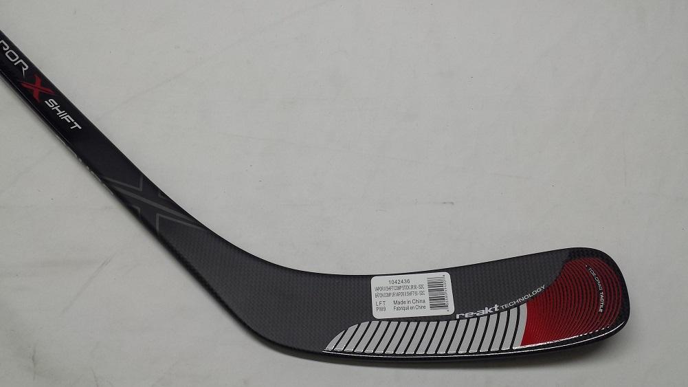 Bauer Vapor X Shift Composite Hockey Stick Junior 50-SDC, Left Hand by Bauer Hockey