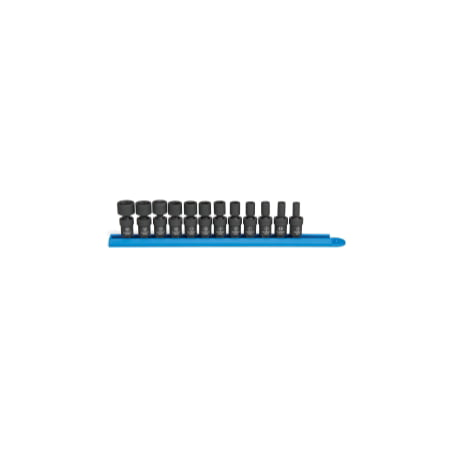 6 Point Impact Set (GearWrench 84905 12-Piece Metric 1/4 in. Drive 6 Point Universal Impact Socket)