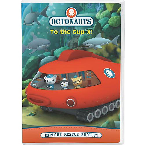 Octonauts: To The Gup-X