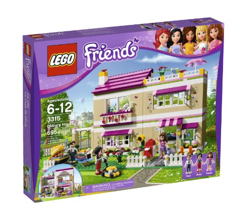 LEGO Friends Olivia's House 3315 (Discontinued by manufac...