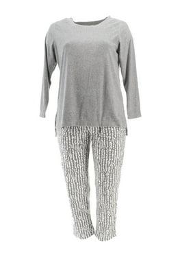 Carole Hochman Petite Printed Lounge Pajama Set A297476