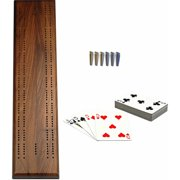 Deluxe Competition Cribbage Set - Solid
