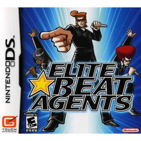 Nds Elite Beat Agents