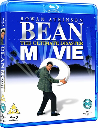 Bean: Ultimate Disaster Movie (Blu-ray) by