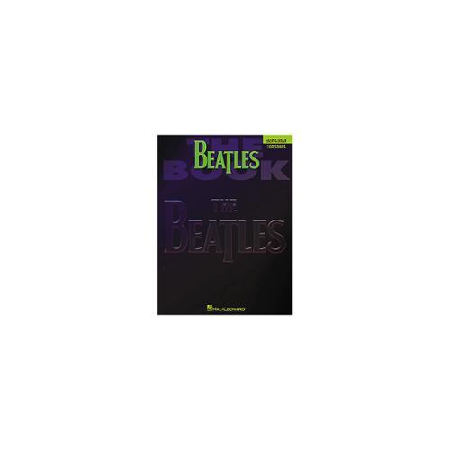 Hal Leonard The Beatles Book Easy Guitar