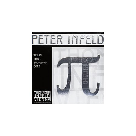Thomastik Peter Infeld 4/4 Size Violin Strings 4/4 Size Gold E String