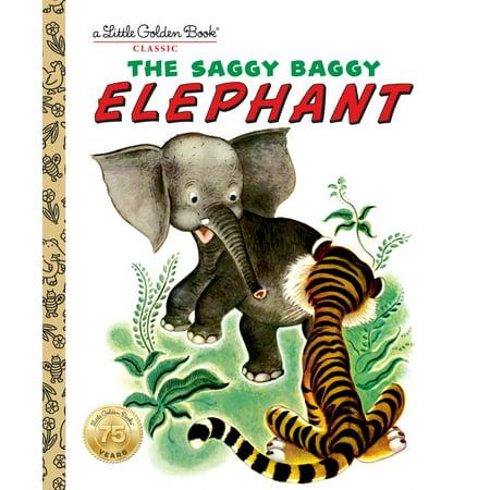 - The Saggy Baggy Elephant (Hardcover)