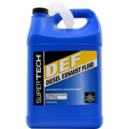 Diesel Exhaust Fluid >> Supertech Def Diesel Exhaust Fluid 1 Gallon