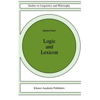 Logic and Lexicon : The Semantics of the Indefinite