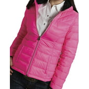 Roper Western Jacket Womens Cute Quilted Pink 03-098-0693-0482 PI