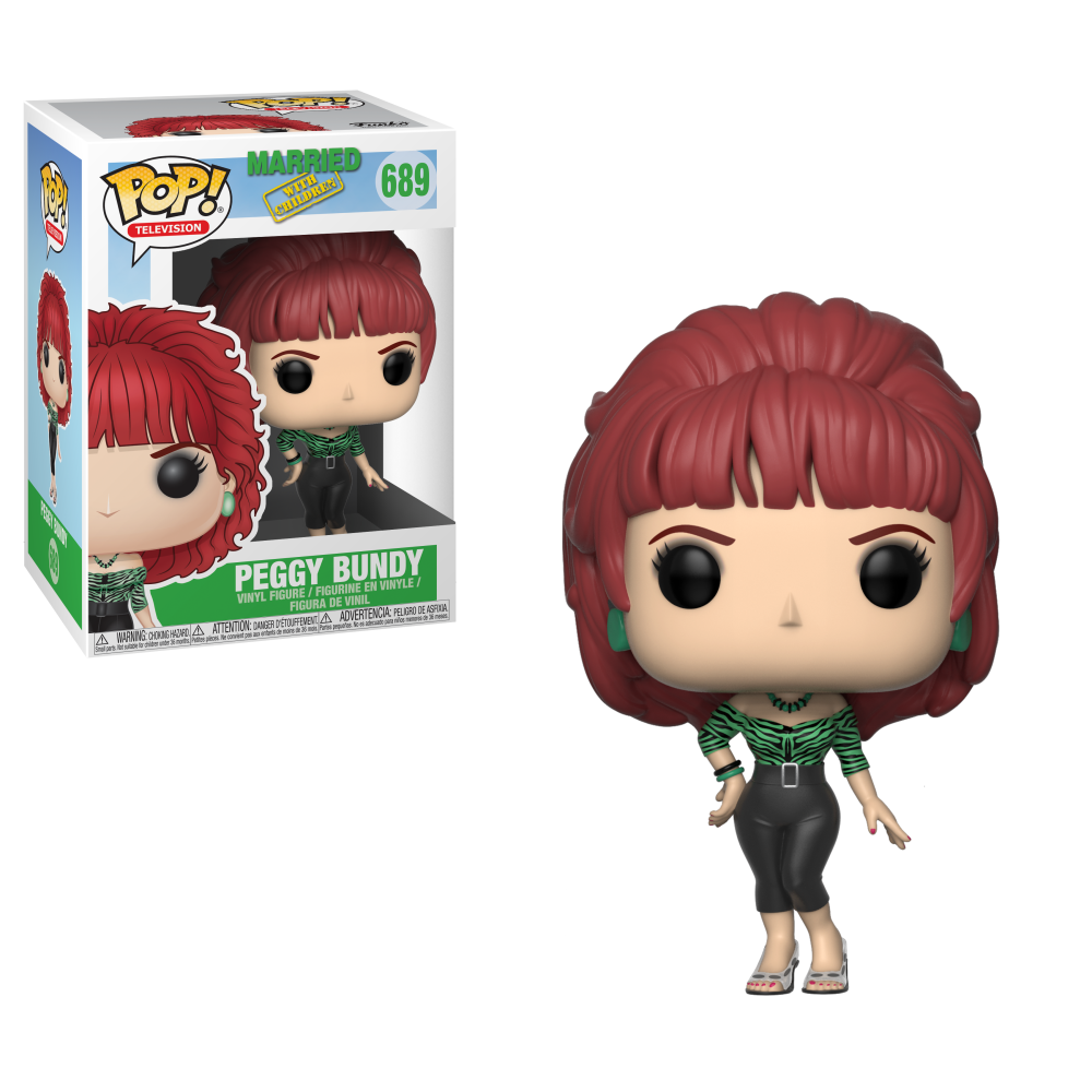 Funko POP TV: Married with Children - Peggy