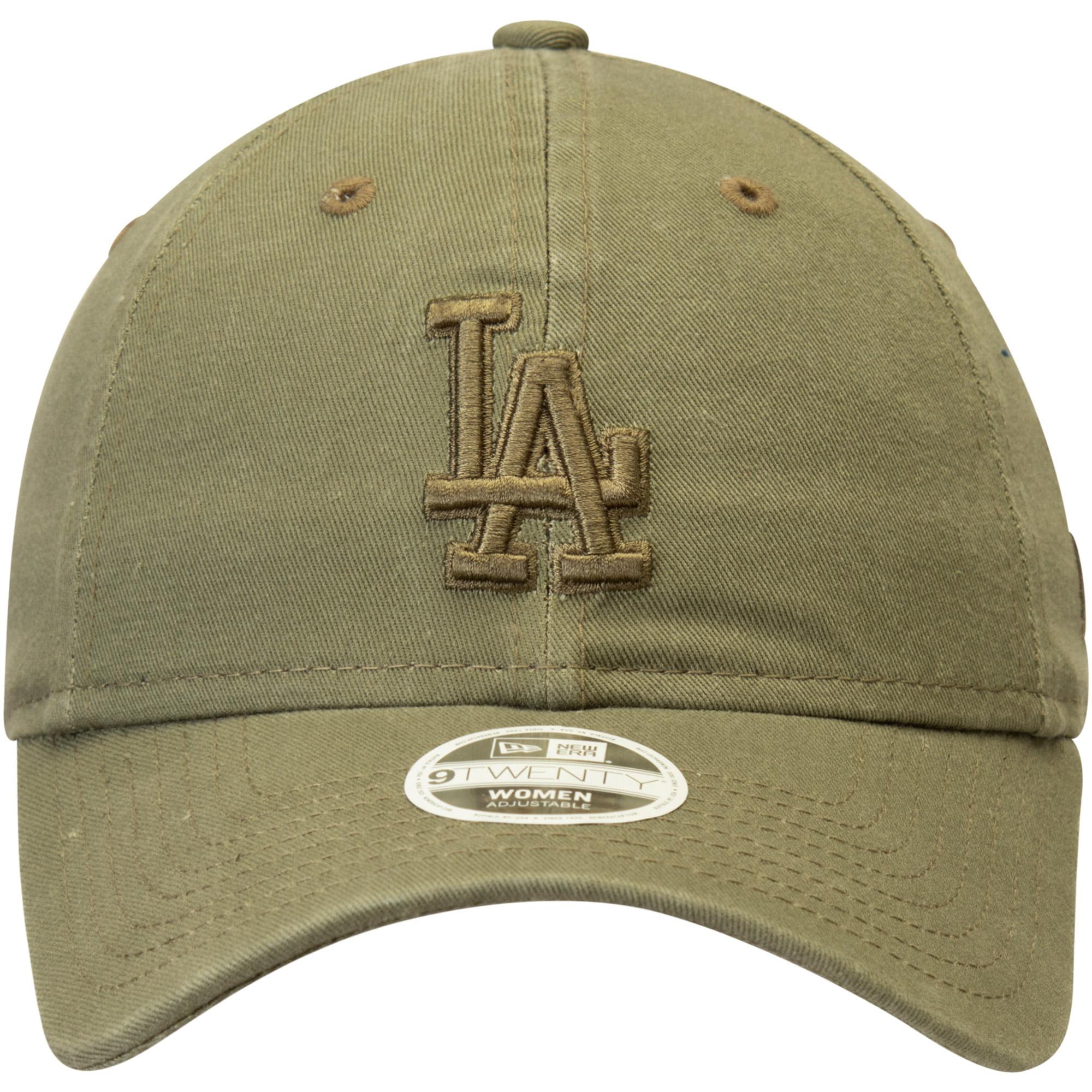 new style 89444 3c334 Los Angeles Dodgers New Era Women s Bark Tonal Core Classic 9TWENTY ...